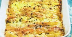 Cooking Recipes, Healthy Recipes, Healthy Food, White Meat, Mediterranean Recipes, Greek Recipes, Lasagna, Quiche, Pizza