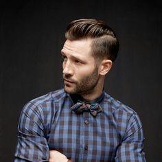 The Classic Undercut Menu0027s Hairstyle