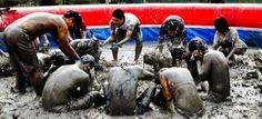 We can't get enough of festivals with missiles. Throw everything at everyone, we say. If you caught our last blog about these smorgasbords of chucking, then you will be pleased to have seven more of these moments of annual flinging madness. Smigus Dyngus, Poland The biggest water fight in ...