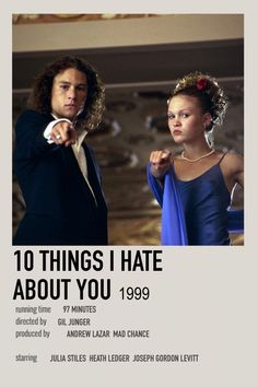 10 things I hate about you by Cass