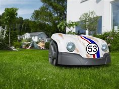 Automower Herbie alt