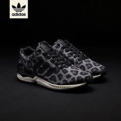 b58bc21678f Adidas originals zx flux animal print! Adidas Zx Flux Leopard