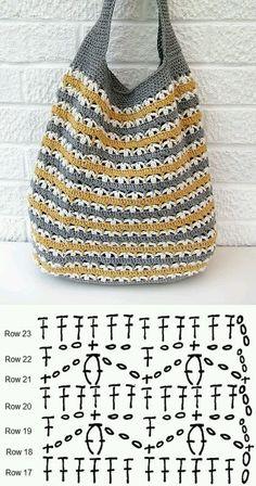 Crochet Patterns Bag Slouchy Market Bag, free pattern from Very Berry Handmade.Luty Arts Crochet: Taschen in Crochet + Graphics. - Asuman Dogan - - Luty Arts Crochet: Taschen in Crochet + Graphics.Crochet Patterns Bag Did you send it well? I am going Free Crochet Bag, Crochet Market Bag, Crochet Diy, Crochet Tote, Crochet Handbags, Crochet Purses, Crochet Crafts, Love Crochet, Crochet Stitches
