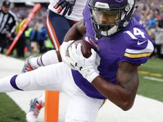 Fantasy Football Flex of the Week: Stefon Diggs = The Minnesota Vikings hate passing the ball. Scratch that; they are a much better running team, so that's what they focus on, and it feels like they hate passing it.....