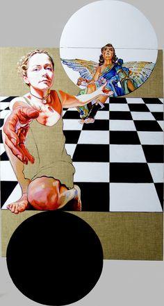 Cristina Troufa, 1974 | Surrealist/Symbolist painter | Tutt'Art@ | Pittura…