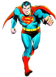 Neal Adams-Superman