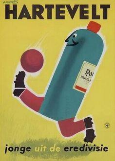Sterke dranken Reclame van vroeger (jaartal: 1960 tot 1970) - Foto's SERC