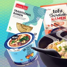 These Ramen Companies Are Taking Instant Noodles to Healthy, Delicious New Heights Healthy Ramen, Healthy Meals To Cook, Healthy Recipes, Tofu Noodles, Beef And Noodles, How To Make Ramen, Ramen Noodle Soup, Food Articles, No Carb Diets