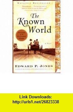 8 best torrents ebooks images on pinterest tutorials pdf and the known world edward p jones asin b0027shuew tutorials fandeluxe Images