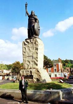 Viagens & Imagens: Europa: Winchester, a primeira capital da Inglaterra