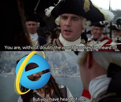 Pin for Later: An Ode to Internet Explorer in All Its Laggy, Joke-Inducing Glory In fact, it was terrible.