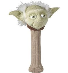 Hornungs Star Wars Yoda Driver Headcover