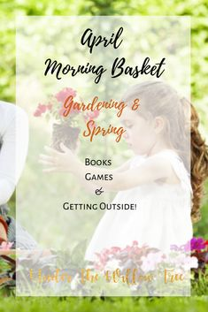 Our garden & Spring theme is perfect for the spring weather!