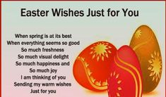 Inspirational Easter Messages, White House Easter Egg, Monday Wishes, Easter Monday, Easter Quotes, Easter Wishes, Message Quotes, Wishes Messages