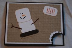 pinterest stampin up masculine cards | Stole the idea from pinterest! Stampin Up Birthday Card | Stampin up!