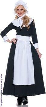 Proper Pilgrim Costume  $28.95