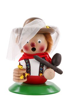 +Beekeeper+++-+German+Incense+Smoker+by+Steinbach $  159.00  incl. shipping!