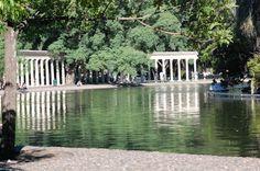 Parque de Independencia. Rosario Argentina
