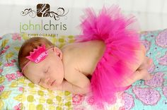 JohnChris Photography - Tutu and Bow sold here: www.etsy.com/shop/tutucutiebows