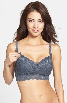 bb032579db4fd Cosabella  Never Say Never Mommie  Soft Cup Nursing Bralette