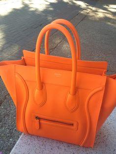 Orange Celine