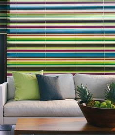 colorfull blinds