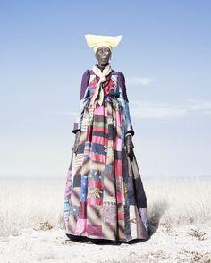 Herero tribe - Jim Naughton