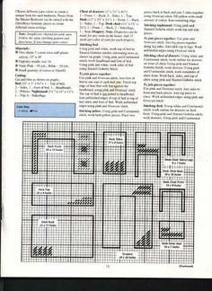 Buidling Block Dollhouse 8
