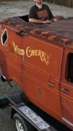 Vw Van Nuys >> 7 Best Wild Cherry Van images | Vans, Custom vans, Chevy van
