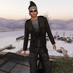 Many thanks Kai - Looks Great - BRAVURA! Homme TG Pants available in 12 colours @ http://maps.secondlife.com/secondlife/Seven%20Wishes%20Plaza/150/169/44