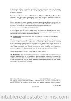 Printable surrender release 2 template 2015 | Sample Forms 2015 ...