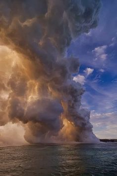 Awesome force of nature