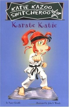 Bestseller Books Online Karate Katie (Katie Kazoo, Switcheroo No. 18) Nancy E. Krulik $3.99  - http://www.ebooknetworking.net/books_detail-0448437678.html