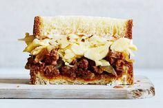 Recipe: Scrambled Egg and Chorizo Sandwich