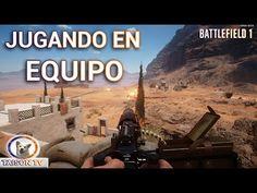 Battlefield 1 Jugando en Equipo a 4K UltraHD