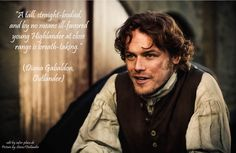 Pictures and Quotes from Outlander