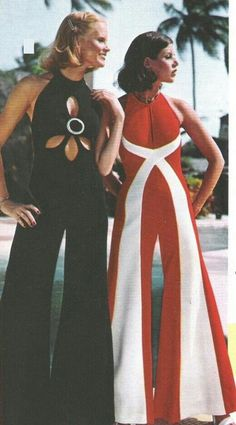 ...This is serious bell bottoms and pantsuits too.. God I hated pantsuits.