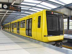 büro+staubach / U-Bahn Berlin, Baureihe IK für Stadler Rail Group  _____________________________ Bildgestalter http://www.bildgestalter.net