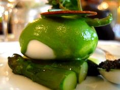 L'Ambroisie, one of the finest French restaurants in all the world