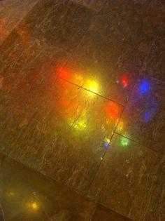 Sagrada Familia disco lights ©keech2013