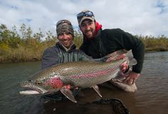 Alaska West fly fishing lodge on the Kanektok River in Alaska. King salmon, silver salmon, rainbow trout, and the best guides in the business. Gone Fishing, Best Fishing, Fishing 101, Fishing Stuff, Fishing Tackle, Trout Fishing Tips, Fishing Lures, Fishing Hole, Alaska Salmon Fishing