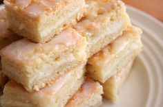 The Creative Place: Food: Easy Cheese Danish Bars