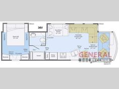 New 2015 Itasca Sunova 36V Motor Home Class A at General RV | North Canton, OH | #104538