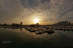 Faro Blanco Marina, Portugal by Paweł Kijak on 500px