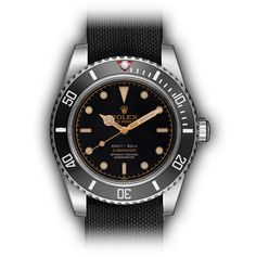 Bamford Watch Department – Customised Luxury Watches – Black Rolex MGTC – BAMFORD HERITAGE SUBMARINER – NATO