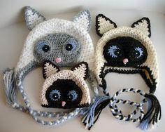 tangled happy: Crochet By Jennifer Giveaway Winners...CATs