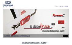 #GlobeOneDigital - #YouTubeAdvertising http://www.globeone.gr/digital-services/youtube-advertising/