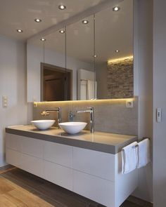 Moderne Badezimmer-Design-Ideen, zum sich zu inspirieren Modern bathroom design ideas to inspire If, ​​for example, you need a modern bathroom vanity set, first measure the available space. The modern bathroom design does not have to be … Home decoration Laundry In Bathroom, Bathroom Furniture, Small Bathroom Organization, Modern Bathroom Design, Small Bathroom, Kitchens Bathrooms, Bathroom Shower, Bathroom Design, Bathroom Decor
