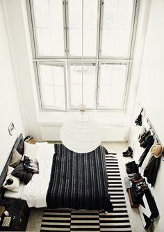 Fantastiskt fint sovrum! Foto: Linkainen parketti