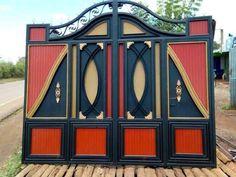 Grill Gate Design, Front Gate Design, Window Grill Design, Door Gate Design, Railing Design, Modern Steel Gate Design, Modern Main Gate Designs, House Arch Design, Cuba